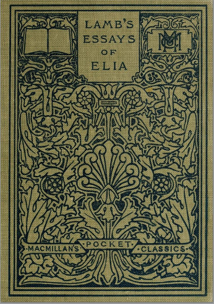 features of romanticism in the essays of charles lamb Get this from a library the world of elia : charles lamb's essayistic romanticism [fred v randel.