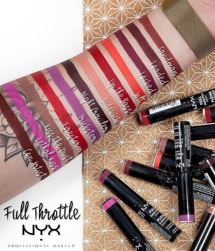 25+ best ideas about Nyx full throttle lipstick on ...  25+ best ideas ...