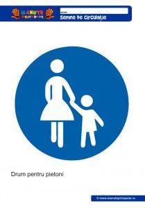 016 - Semne de circulatie pentru copii