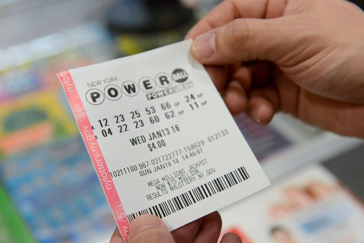 Powerball jackpot rises to the second-largest in U.S. history #U_S_A_ #iNewsPhoto