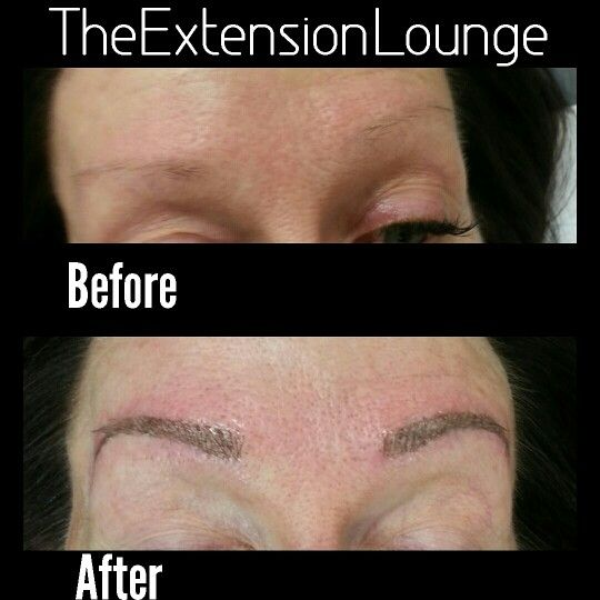 3D Eyebrow Embroidery by The Extension Lounge