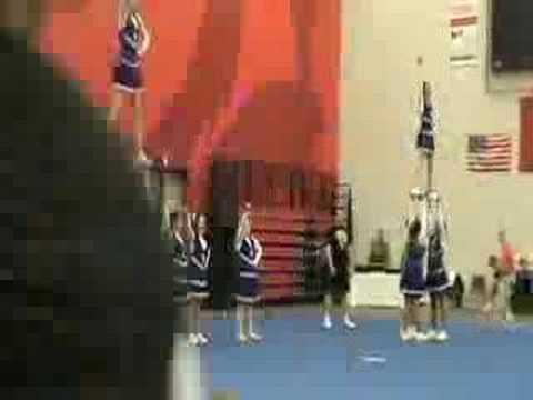 henry street high school cheerleading compaition