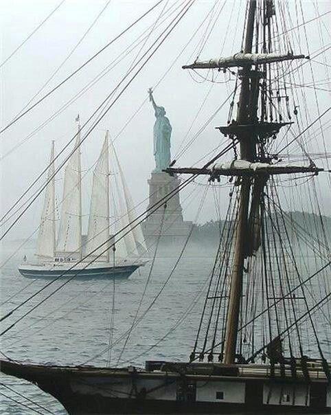 Harbor, New York City