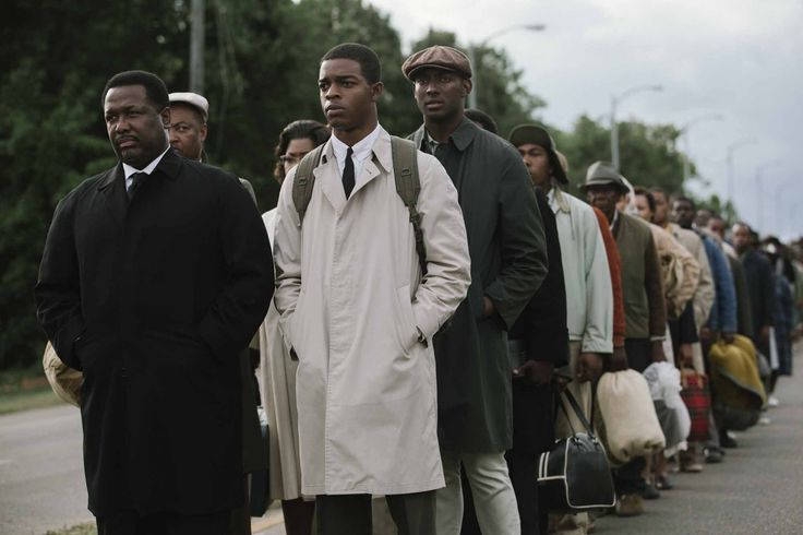 "The movie ""Selma"" (2014), directed by Ava DuVernay and written by Paul Webb, was based on the 1965 Selma to Montgomery voting rights marches led by James Bevel, Hosea Williams, Martin Luther King, Jr. and John Lewis."