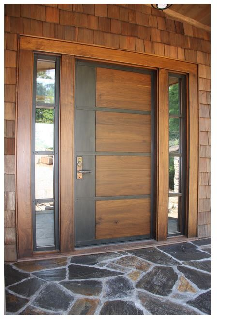 24 best Contemporary Front Entry Doors images on Pinterest ...