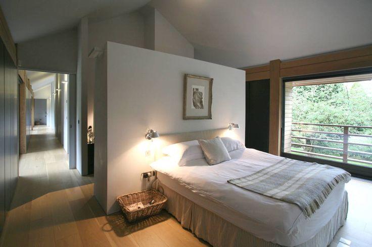 Eclectische slaapkamers van Nicolas Tye Architects