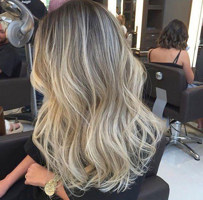 cool Привлекательный светлый цвет волос (50 фото) — Оттенки, краска, уход