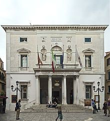 List of theatres and opera houses in Venice - Wikipedia