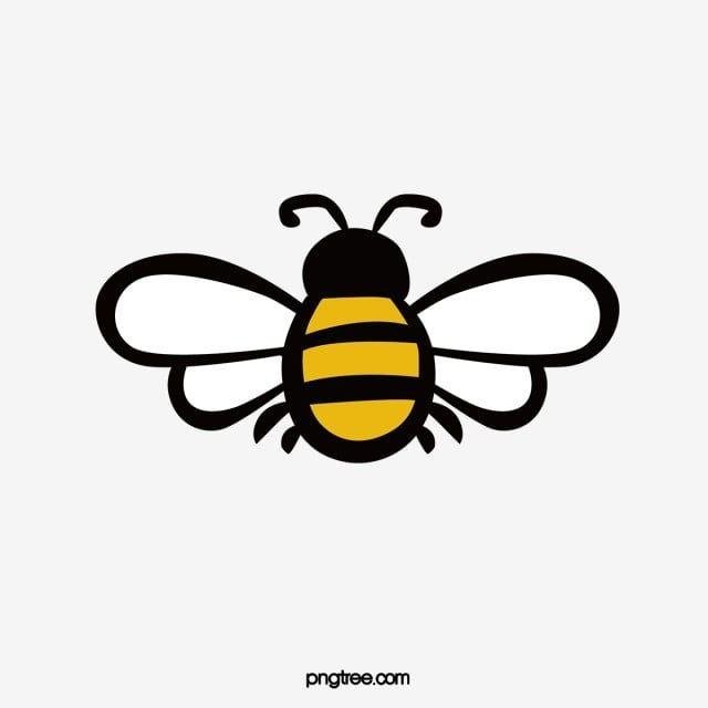 Cartoon Bee Design Bee Bee Design Cartoon Png And Vector With Transparent Background For Free Download Bee Drawing Cartoon Bee Bee Art