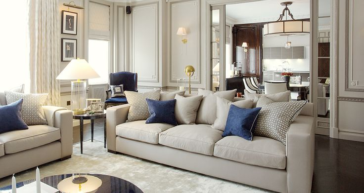 Discover 10 of the best luxury residential interiors in London and the professional tips from the top interior designers that made them happen - LuxDeco.com