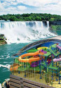Niagara Falls Hotel   Water Park Passes: Clifton Victoria Inn at the Falls