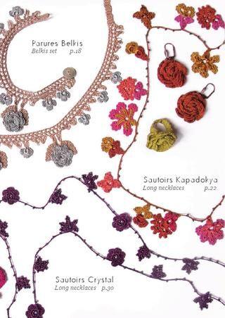 turkish #oya #crochet #lace