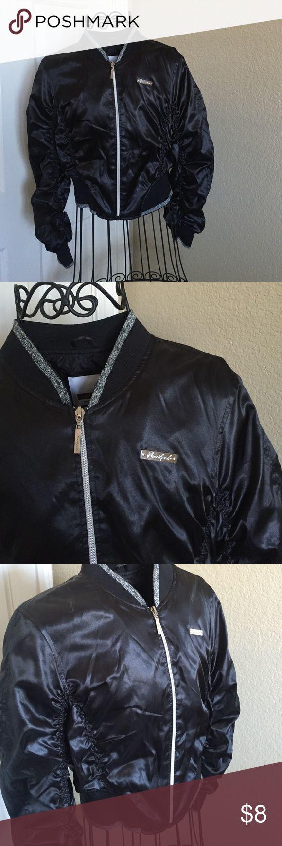 Black zip up jacket Black zip up jacket Jackets & Coats