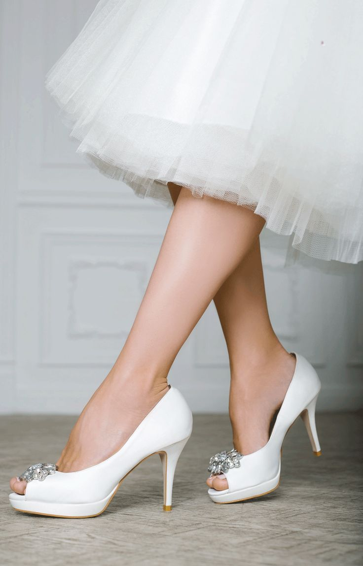 фото Свадебные туфли Manila Crystal Свадебные туфли