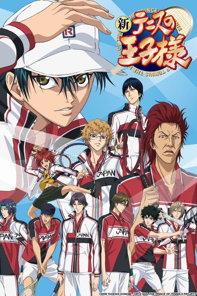 Crunchyroll - The Prince of Tennis II Full episodes streaming online for free