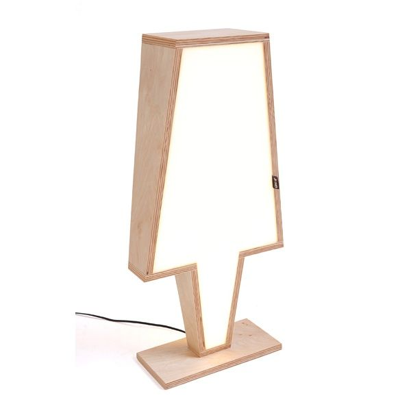 SYMBOL lamp - Hanczar  SYMBOL lamp with its shape refers to the lampshade archetype. The biggest advantage of SYMBOL is energy-saving LED light source.