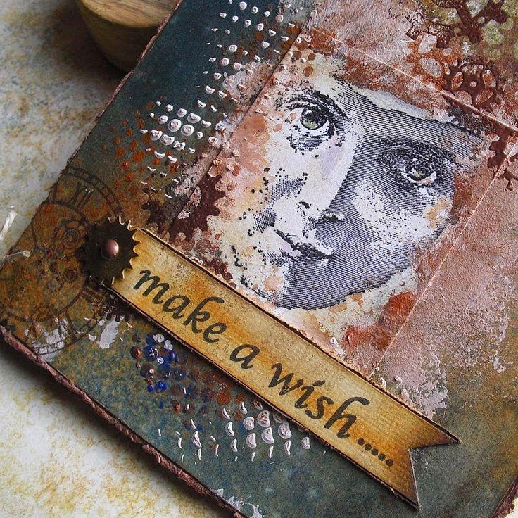 Lena-Art: Spreje a inkousty, aneb trocha inspirace