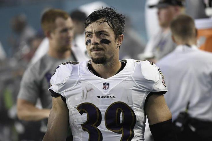The Baltimore Ravens Cut Veteran RB Danny Woodhead.
