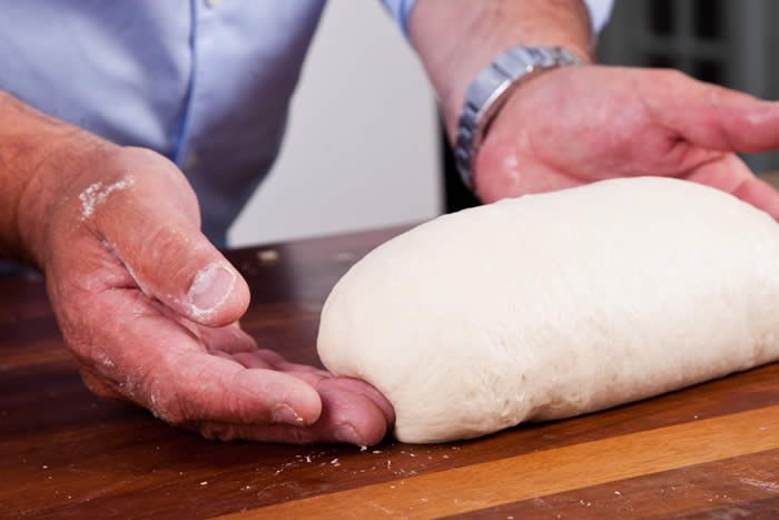 Brief explanation on how to make bread and why its done that way