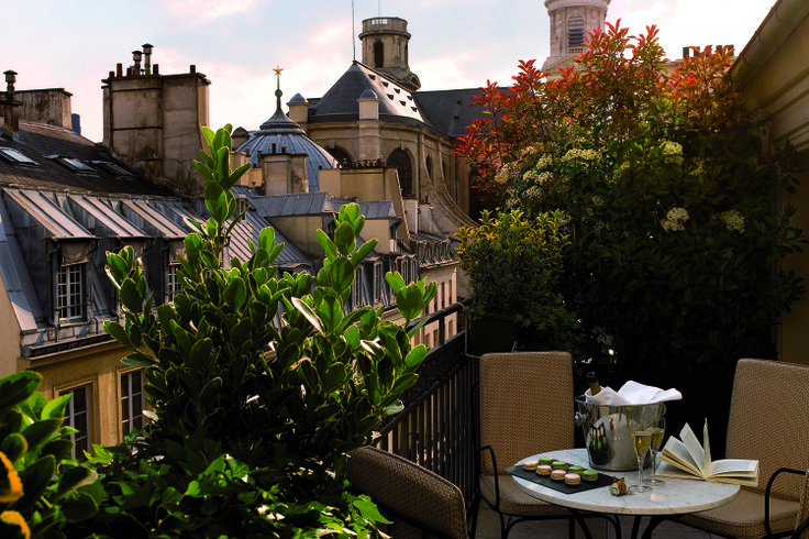 Esprit Private Terrace