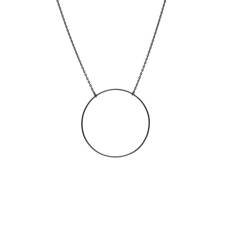 MONOCLE NECKLACE OXI