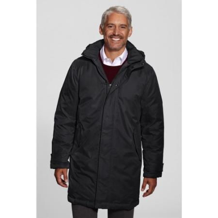 Lands End Down Coat. By The Good Housekeeping Institute. Dec 14, 4. 5. Since it's sewn into smallish squares, the heavy-duty down is capable of fending off frigid temps without Michelin Man.