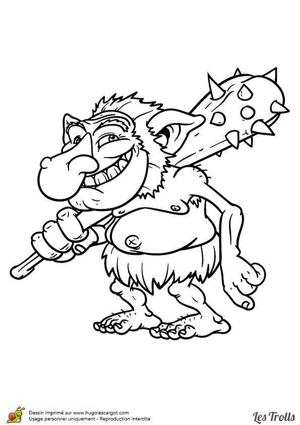 Frozen Coloring Pages Trolls : Best images about trolls et gnomes on pinterest free