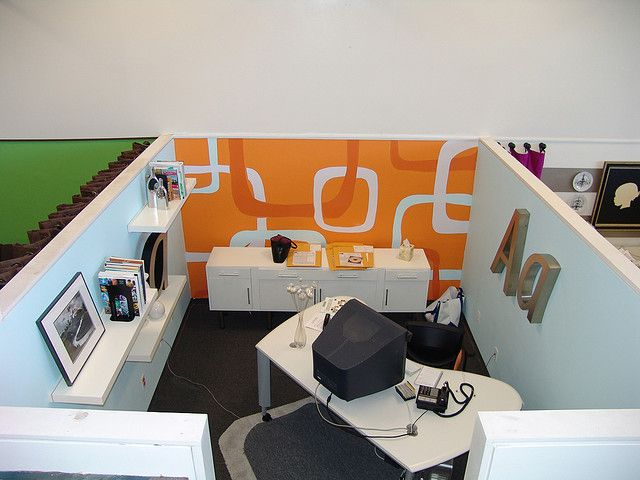 286 Best Images About Coolest Office Cubicle Designs On