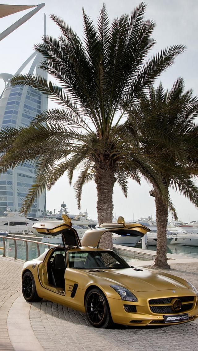 Mercedes Benz in Dubai | Keep The Class ♡ ✤ LadyLuxury ✤