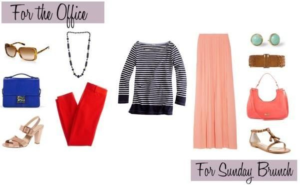 Capitol Hill Style - Capitol Hill Style - Two Ways: Sailor-StripedTee: Sailors Tops, Hill Style, Plays Style, Sailors Strips Tops, Stripes Tees, Stripes Sailors, Black Stripes, Sailors Stripes Te, Red Pants