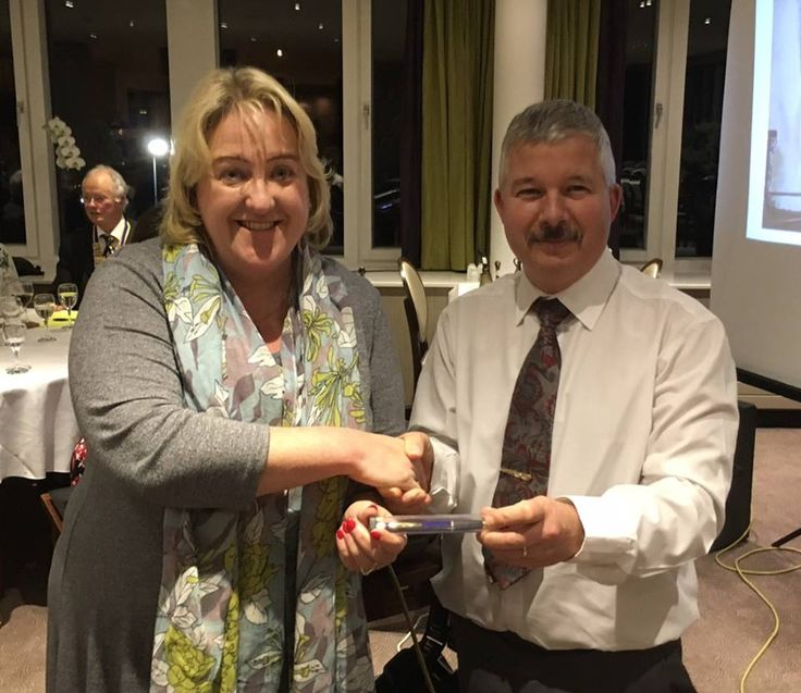 Peter Oldfield is the Tower Captain of St Matthews Church Chapel Allerton and came to the Rotary Club of Roundhay to talk about his passion for bell ringing