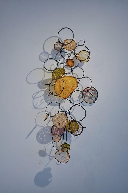 Rickie Wolfe sculpture