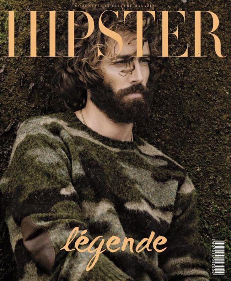 Maximiliano Patane HIPSTER Magazine Cover
