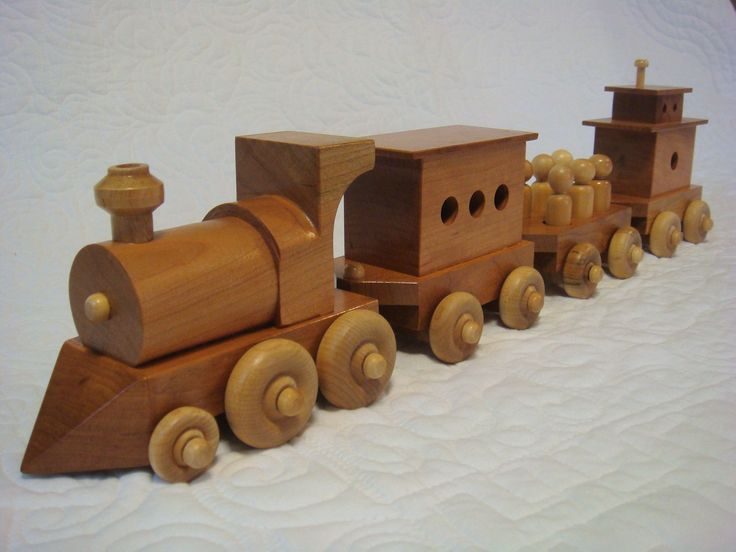 Wooden Toy Trains : Best images about toy trains on pinterest cars