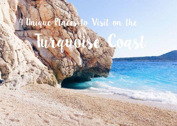 4 Unique Places to Visit on the Turquoise Coast