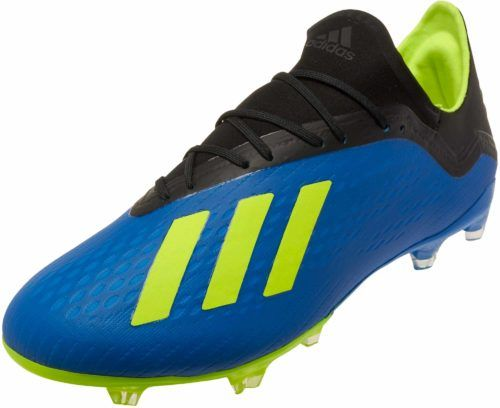 new style 43dd5 945bf The sharp adidas X 18.2 is now on clearance at soccerpro.com