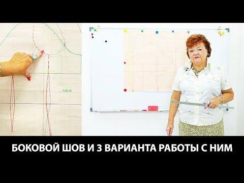 (1) Моделирование женского жакета 3 варианта расположения бокового шва ответы на вопросы - YouTube
