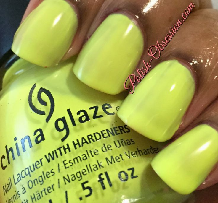 Mejores 18 imágenes de China Glaze en Pinterest | Esmalte de uñas ...