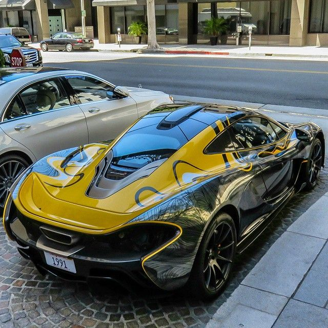 McLaren P1 Follow @McLaren_Motorsports Freshly Uploaded To www.MadWhips.com Photo by @car.spot
