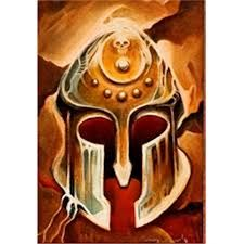 Hades = Helm of Invisibility | Greek symbol, Hades symbol ...