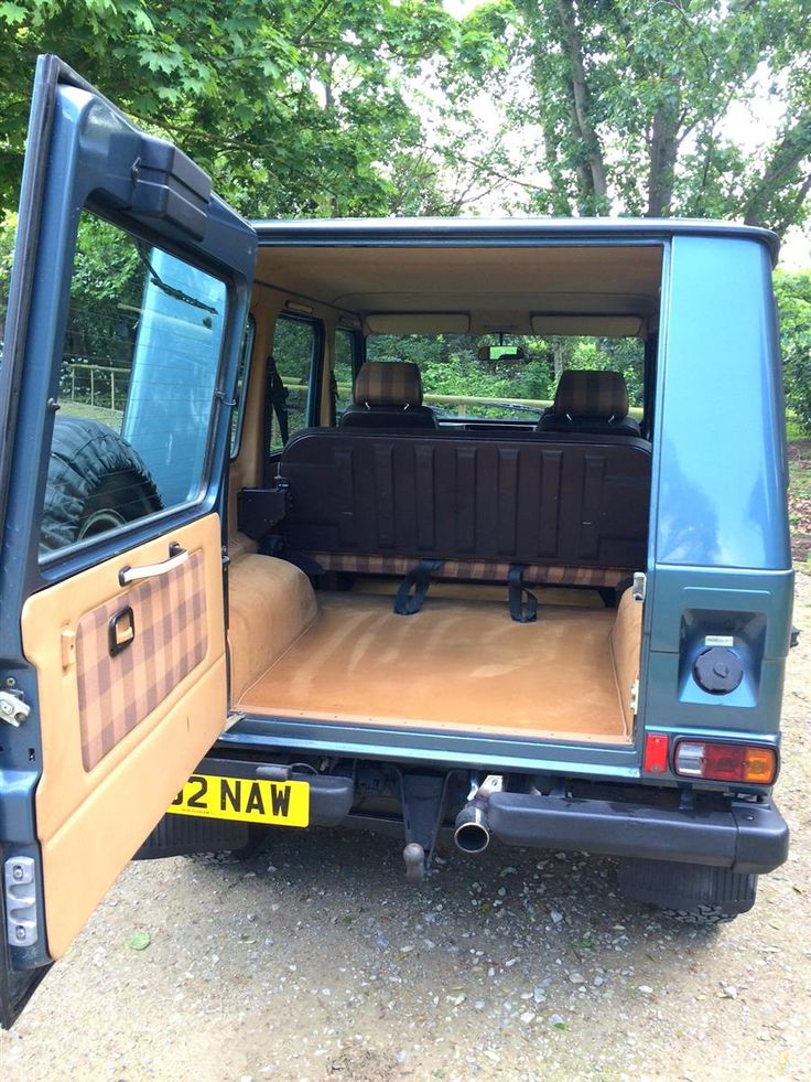 Used 1986 Mercedes-Benz G-Wagen 280GE LWB for sale in Warwickshire | Pistonheads