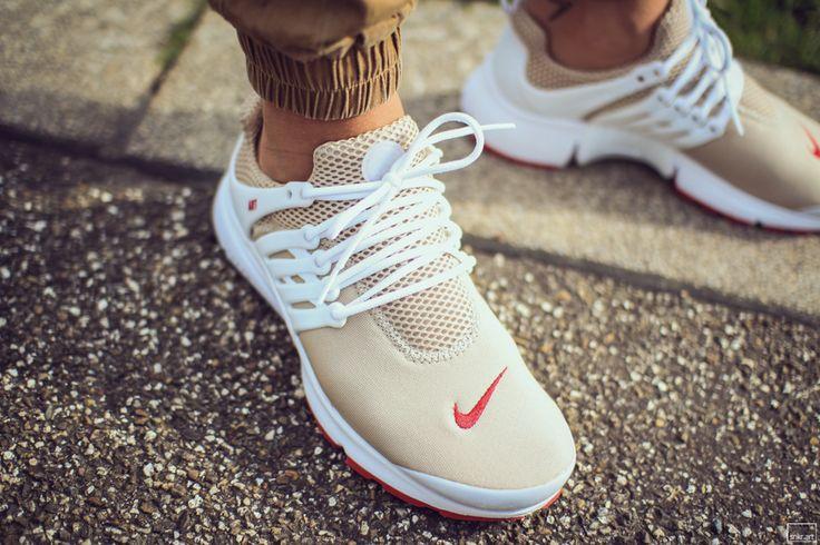 Nike Presto ID 'danger desert' by Snkrart