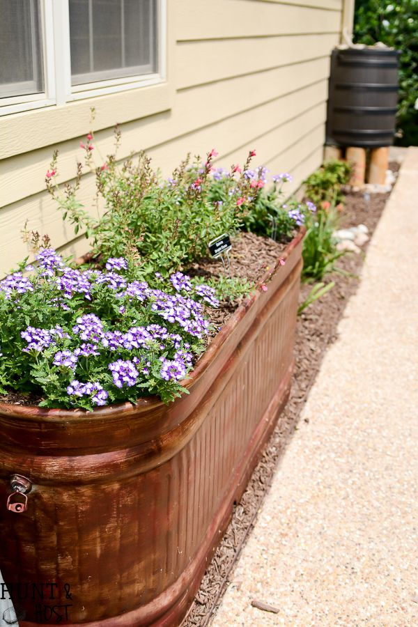 25 best ideas about flower bed edging on pinterest for Flower bed edging ideas