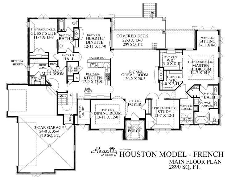 Best 25 custom floor plans ideas on pinterest sims 3 for Custom ranch house plans