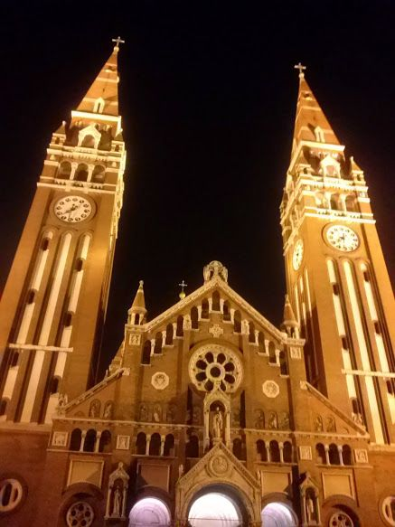 Szeged itt: Csongrád megye