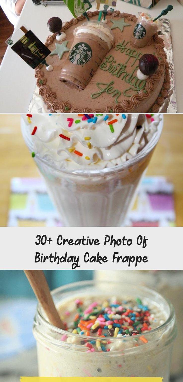 30 creative photo of birthday cake frappe birthday cake