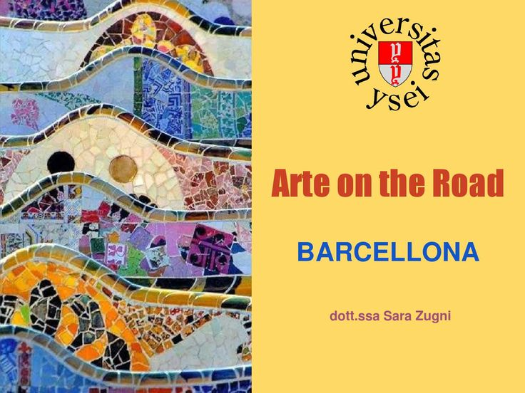 Barcellona  Arte on The Road - Sara Zugni