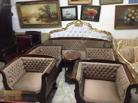 Alışveriş / Antika / Mobilya / Oturma Odası & Salon / Koltuk