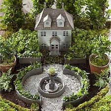 Local supplier of all things Fairy Garden, fairies, furniture, trellises, garden supplies, etc.