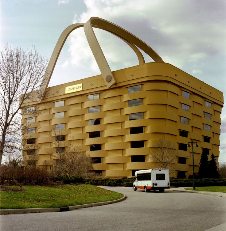 Interesting Buildings | Strange Buildings Photography